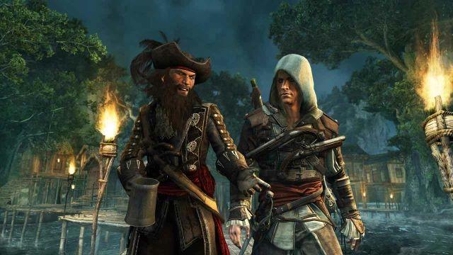 Assassin's Creed 4 Black Flag - Korsanların Gerçek Altın Çağı Videosu