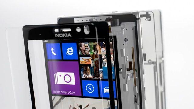 Nokia Lumia 925 Reklamı: Gözünüzün Gördüğünden Fazlası