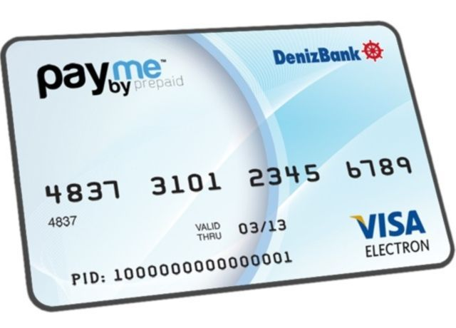 PaybyMe Kart Reklam Videosu