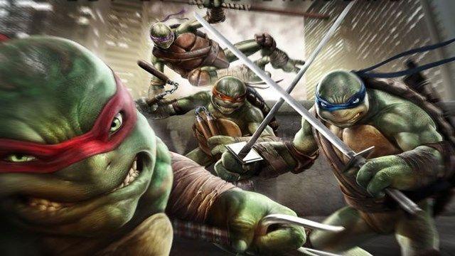 Ninja Kaplumbağaların Yeni Oyununun Raphael ile Oynanışı
