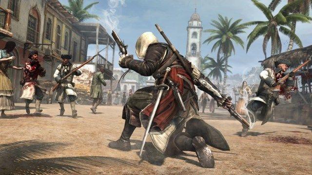 Assassin's Creed 4 Black Flag - Siyah Bayrağın Altında Videosu Yayınlandı