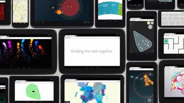 Google: Internet'i Birlikte İnşaa Ediyoruz