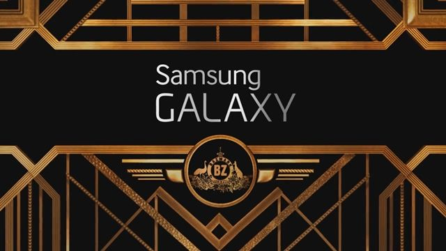 Inspiring passion through technology with Samsung and Baz Luhrmann