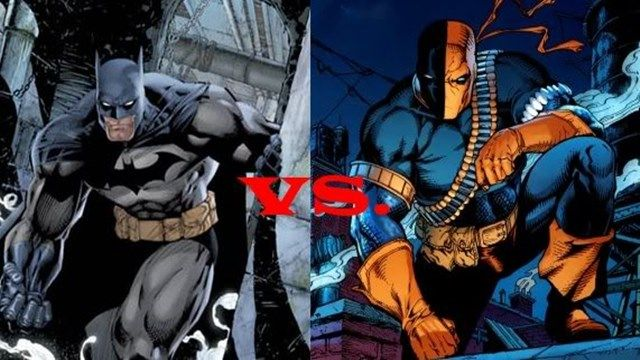 Batman Arkham Origins - Batman vs. Deathstroke Teaser