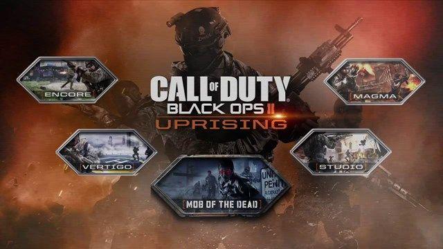 Black Ops 2 Uprising DLC PS3 Çıkış Videosu