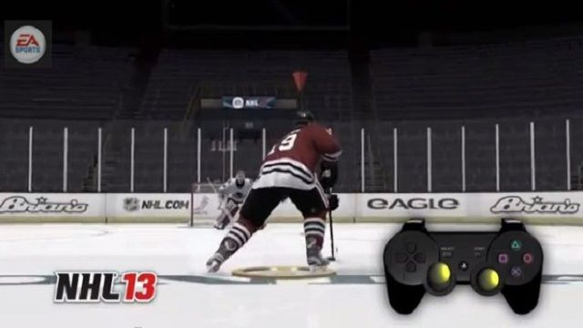 NHL 14 One Touch Dekes - Oynanış Videosu