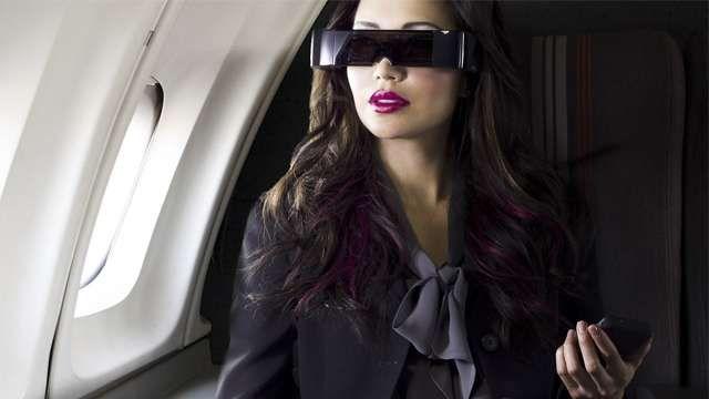 Epson Moverio Akıllı Gözlük YouTube Uygulaması
