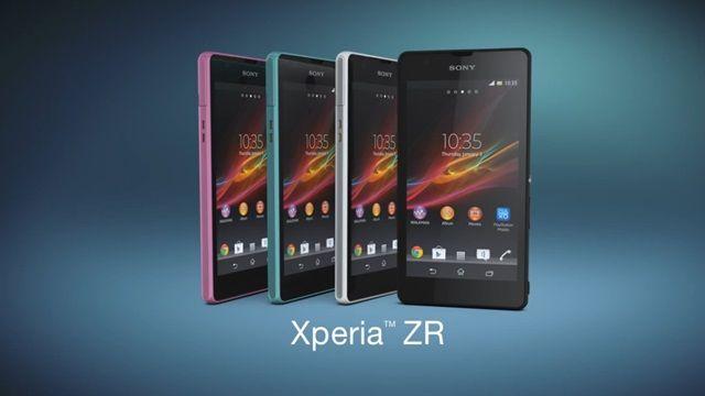 Sony Xperia ZR Tanıtım Videosu: Daha Yakından Bir Bakış