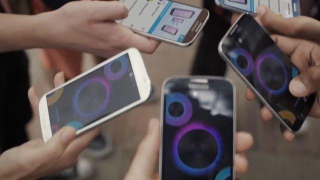 Samsung Galaxy S4'lü Kısa Film - Hi Hey Hello
