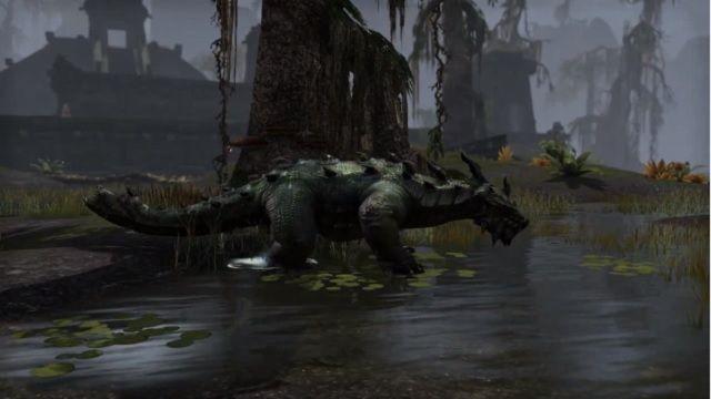 The Elder Scrolls Online-Wamasu Tanıtım Videosu