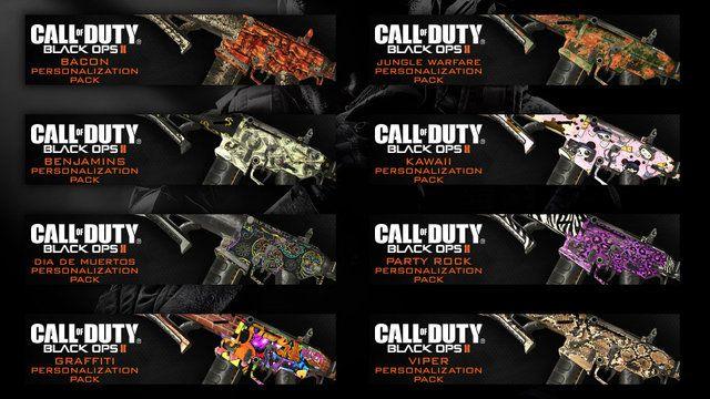 Black Ops 2 Silahları Kişiselleştirme Paketleri Oylamaya Açıldı