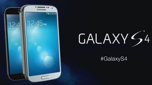 Galaxy S4 Reklamı: Dokunmadan Gör