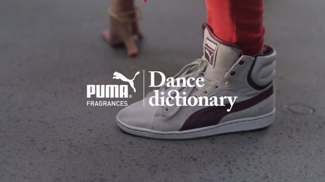Puma Dance Dictionary - Tanıtım Videosu