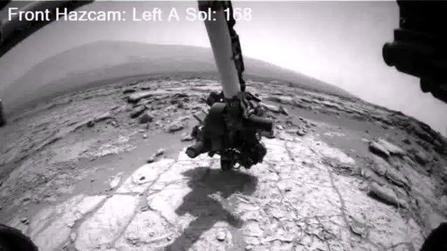 Bir Dakikada Mars'ı Keşfedin