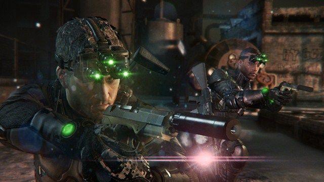 Splinter Cell: Blacklist'in Co-op Modundan Yeni Oynanış Videosu