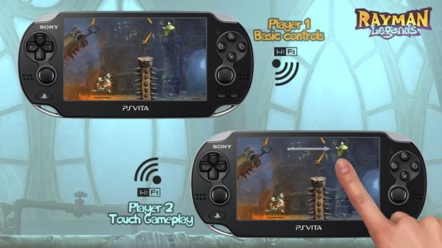 Rayman Legends-PS Vita Tanıtım Videosu