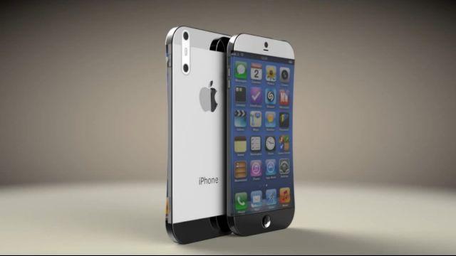 iPhone 6 Konsept Tasarımı