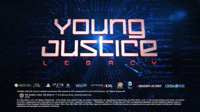 Young Justice Legacy Tanıtım Videosu