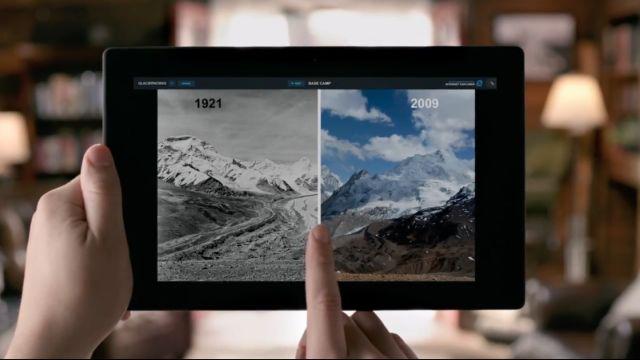 Internet Explorer ile Everest'e Tırmanmak
