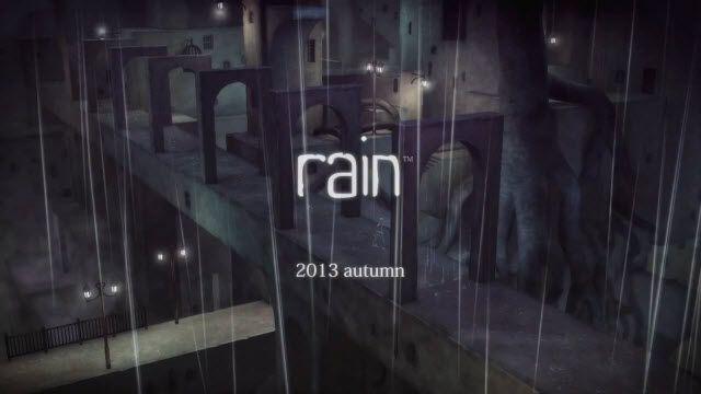 Rain: Two Silhouettes Tanıtım Videosu