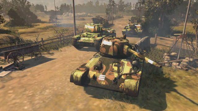 Company of Heroes 2 - Tanklardan Fazlası Tanıtım Videosu