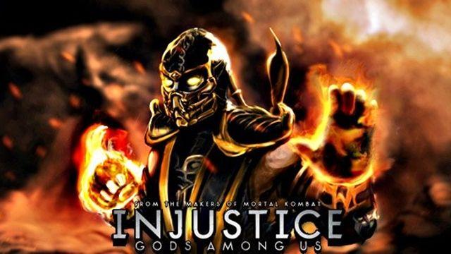 Scorpion Injustice'te Yer Alacak