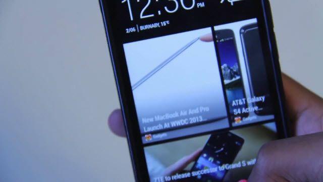 HTC One Üzerinde Android 4.2.2'ye İlk Bakış
