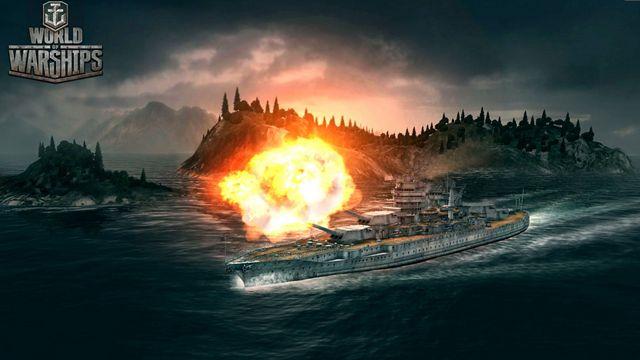 World of Warships Sinematik Videosu