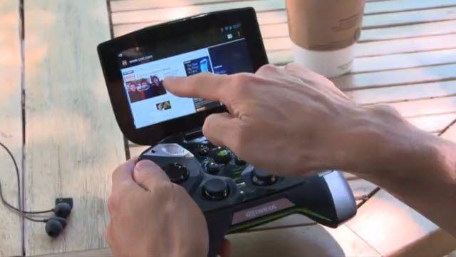 Nvidia Shield'ın Yeteneklerine Göz Atın