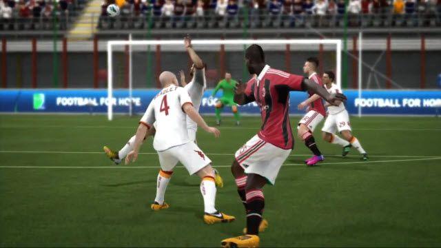 FIFA 14 - İlk Oynanış Videosu