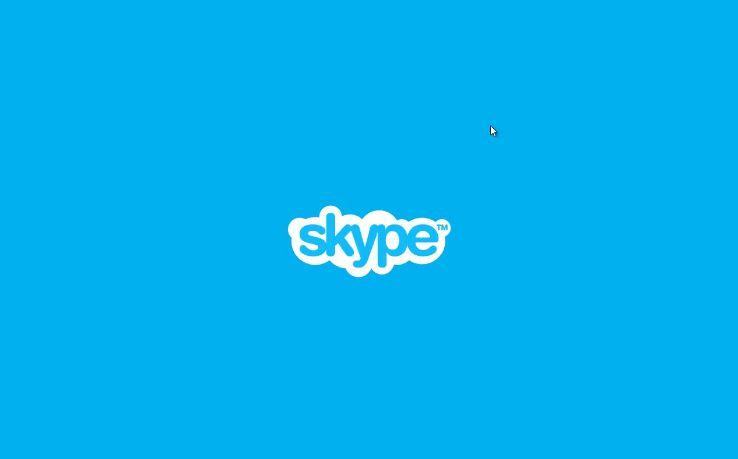 Windows 8 için Skype Uygulamasında Hesap Değiştirme