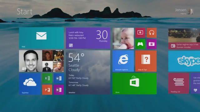 Windows 8.1 Geliyor
