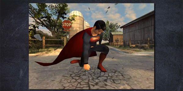 Man of Steel iOS Tanıtım Videosu Yayınlandı