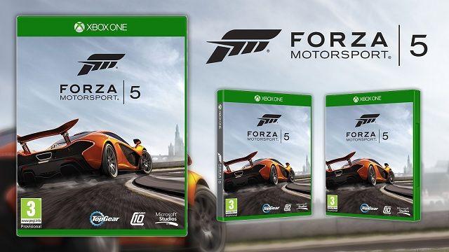 Forza Motorsport 5 için Kısa Bir Tanıtım Videosu Yayınlandı