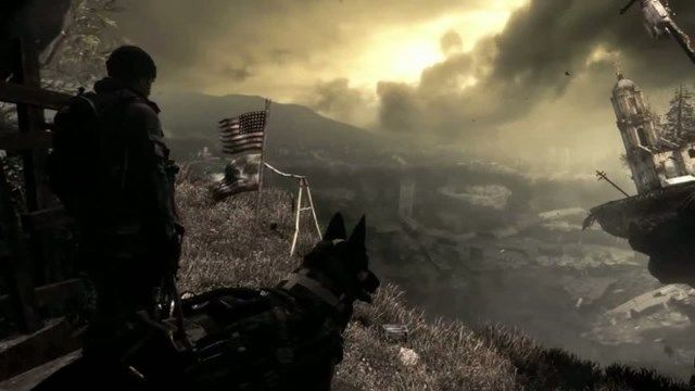 Call of Duty: Ghosts Yeni 5 Dakikalık Oynanış Videosu