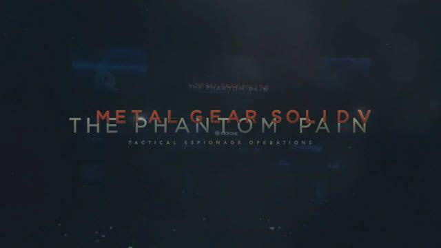 Metal Gear Solid 5 Oynanış Videosu