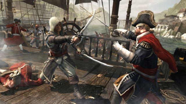 Assassin's Creed 4 Black Flag E3 2013 Tanıtım Videosu