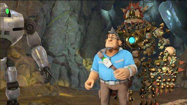 Knack E3 Tanıtım Videosu