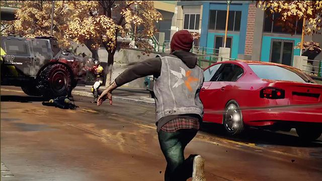 inFamous Second Son E3 Videosu