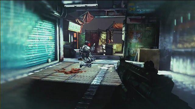 Killzone Mercenary E3 Videosu