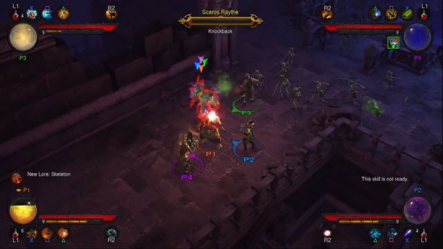 PlayStation 3 için Diablo 3 Tanıtım Videosu