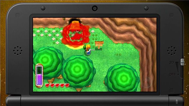 The Legend Of Zelda: A Link Between Worlds E3 Videosu