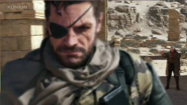 Metal Gear Solid 5: The Phantom Pain E3 Videosu