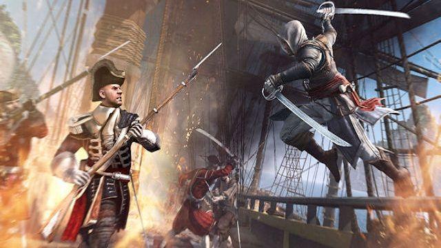 Assassin's Creed 4 Black Flag Oynanış Videosu