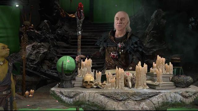 The Dark Sorcerer E3 Videosu