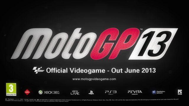 MotoGP13 PS Vita Oynanış Videosu