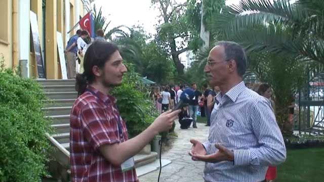 TEDxAlsancak: The Best Taxi Driver İhsan Aknur Röportajımız