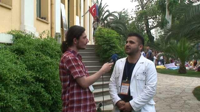 TEDxAlsancak Küratörü Umut Göçmen ile Röportajımız