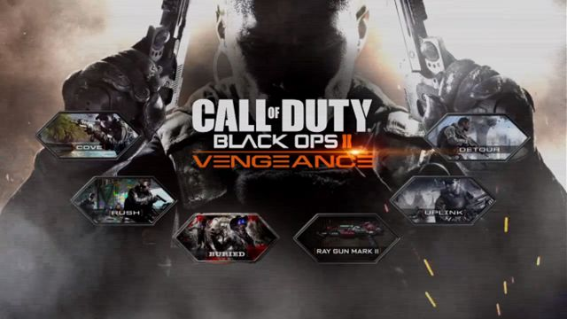 Call of Duty: Black Ops 2 Vengeance Ek Paketi Tanıtımı