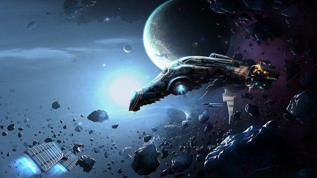 EVE Online: Odyssey Resmi Videosu